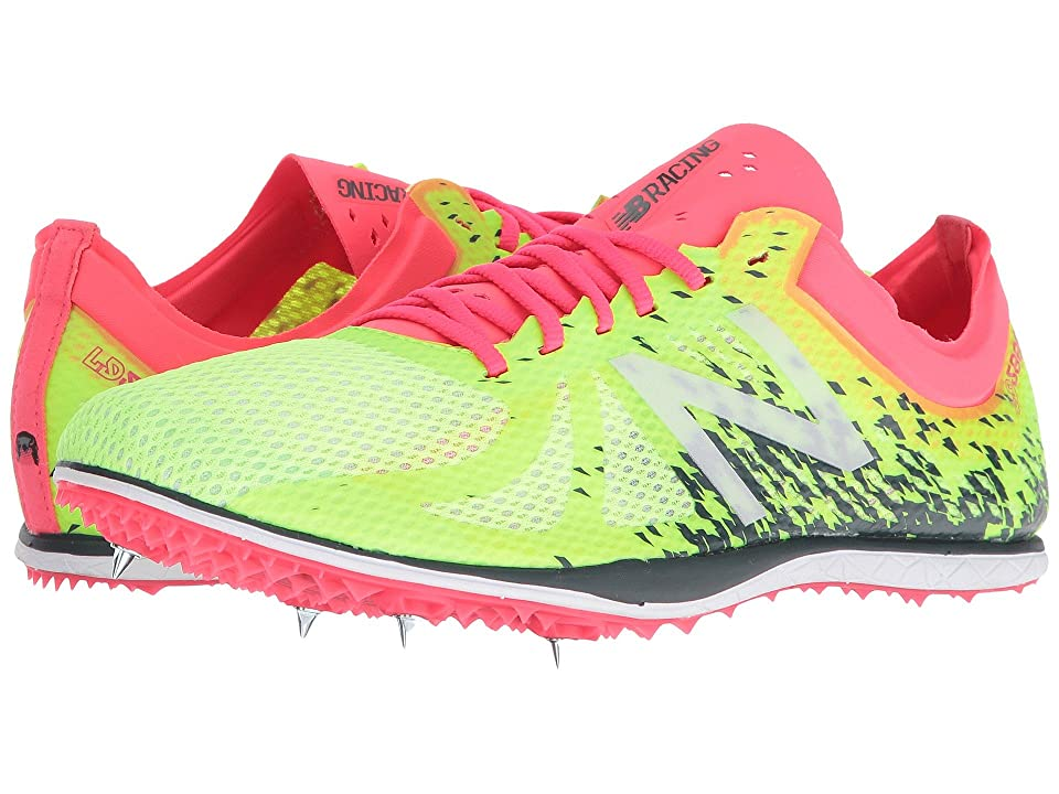 New Balance LD500v4 Long Distance Spike (Yellow/Pink) Women