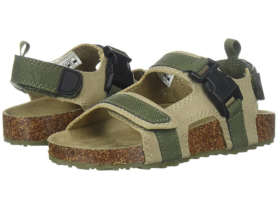 Carters Alburn (Toddler/Little Kid) (Khaki) Boy