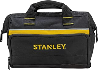 Stanley Gereedschapstas (12 inch, 30 x 25 x 13 cm, robuuste, compacte tas voor gereedschap, draagzak van 600 x 600 denier ...