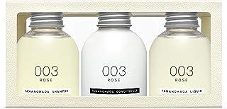 TAMANOHADA 玉之肌 AMENITIES 003 玫瑰 洗浴用品
