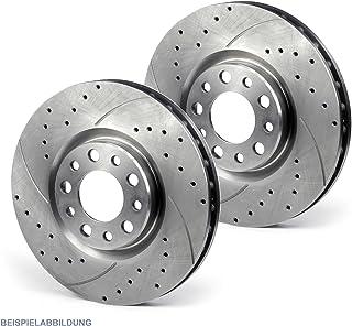 Sport Bremsscheiben vorne Berlingo, C2, C3, C4, C5, DS3, DS4, Xsara, 206, 207, 307, 1007