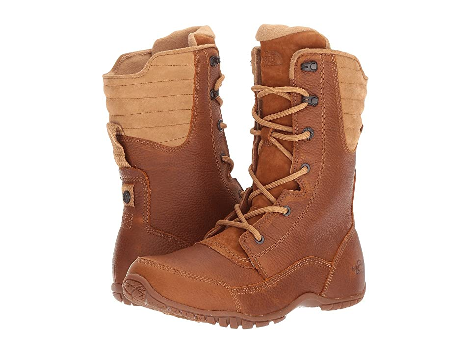 The North Face Purna Luxe (Amber/Biscuit Tan (Past Season)) Women