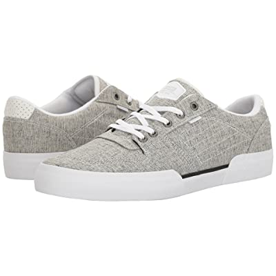 Globe Mojo Legacy (Grey Chambray/White) Men