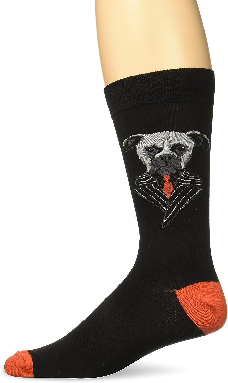 Sperry mens Casual Animal Novelty Crew Socks