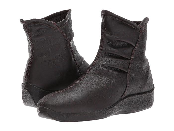 Arcopedico  L19 (Cafe) Womens Zip Boots