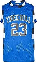 MOLPE Scott #23 Tree Hill Ravens Basketball Jersey S-XXXL Blue