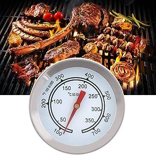 Emoshayoga 100~700 ℉ Termometro per Barbecue con quadrante analogico di Alta qualità Indicatore di Temperatura per Barbecu...