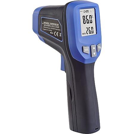 Tfa Dostmann Circle Beam Infrarot Thermometer Berührungloses Messen Oberflächentemperatur Für Den Profi Einsatz Gewerbe Industrie Wissenschaft