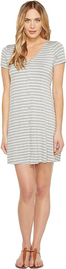 Culture Phit - Kamaria Short Sleeve Button Up Dress