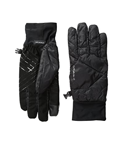Seirus Solarsphere Ace Gloves (Black) Ski Gloves