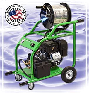 SECON-Extreme Jet Made in The USA by Sewer Equipment Company of Nevada