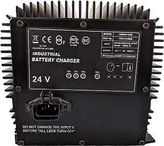 24 volt 30 amp battery charger