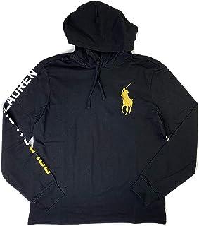 Polo Ralph Lauren Men's Long Sleeve Graphic Jersey Hoodie