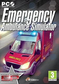 Emergency Ambulance Simulator for PC CD-ROM (Extra Play)