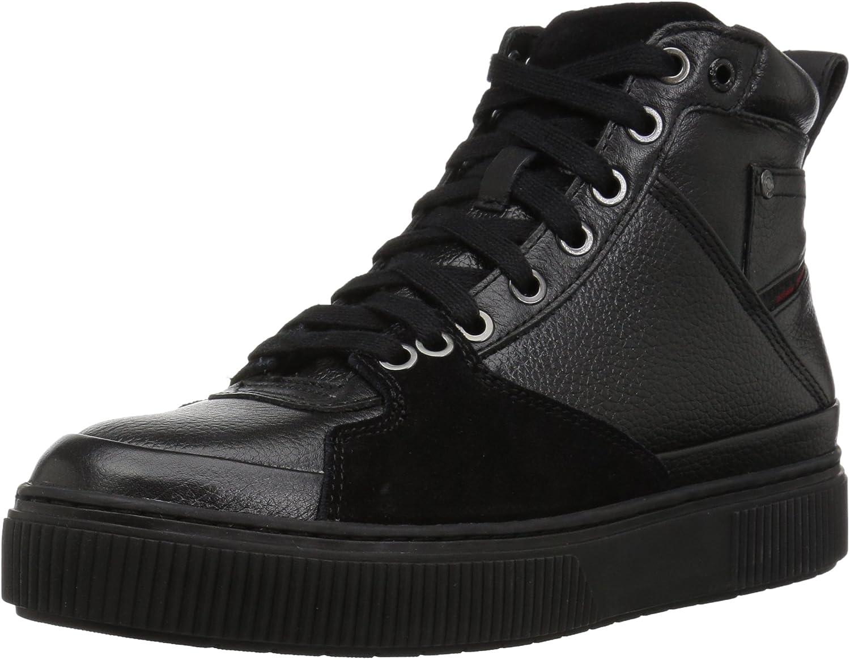 Diesel Womens Danny S-Danny Mc W Metallic - Sneaker Mid Sneaker