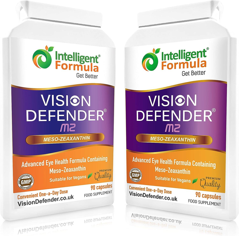 Meso Zeaxanthin Vegan Eye Supplement: DEFENDER Sales results price No. 1 Suppor VISION MZ-