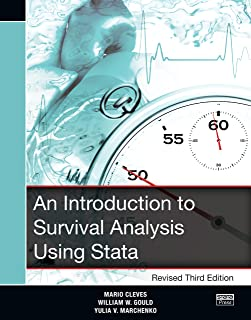 An Introduction to Survival Analysis Using Stata (English Edition)