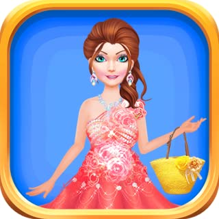 Prom Party Dress Up Game For Kids