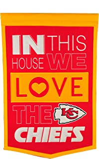 Winning Streak NFL Kansas City Chiefs Home Banner
