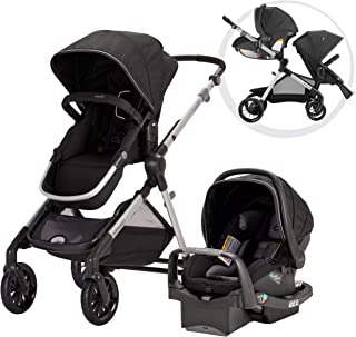 minnie mouse simple fold travel system