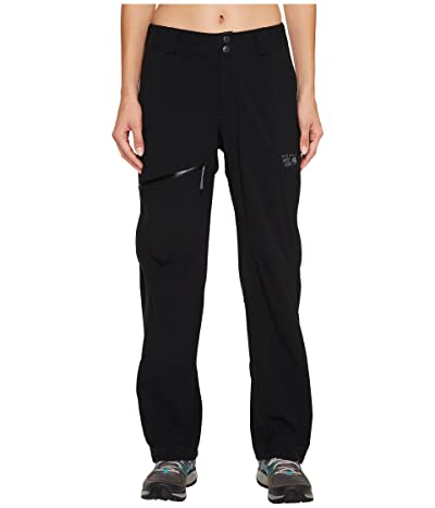 Mountain Hardwear Stretch Ozonictm Pant (Black) Women