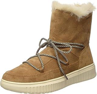 Geox J Discomix Girl B, Fashion Boot Niñas
