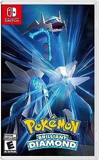 Pokémon Brilliant Diamond - Nintendo Switch Games and Software - Standard Brilliant Diamond Edition