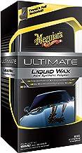 MEGUIAR'S G18216 Ultimate Liquid Wax, 16 Fluid Ounces, 1 Pack