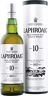 Laphroaig Single Malt Scotch Whisky Gift Box, 70 cl