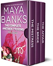 The Complete Anetakis Tycoons Trilogy: An Anthology (The Anetakis Tycoons Book 1)