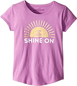 Shine On Smiling Smooth™ Tee (Little Kids/Big Kids)