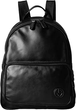 Giorgio Armani - Smooth Leather Backpack