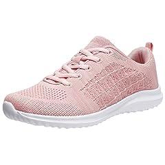 051875b9ab1 YILAN Women s Fashion Sneakers Breathable Sport Shoes