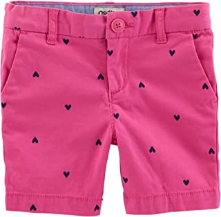 OshKosh B'Gosh Girls' Skimmer Short