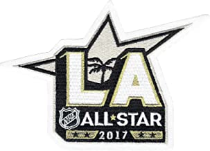 National Emblem 2017 NHL Hockey All Star Game Jersey Patch Los Angeles Kings Official