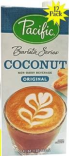 Pacific Barista Series Coconut Original 12 Pack
