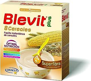 comprar comparacion Blevit Plus Superfibra 8 Cereales, 1 unidad 600 gr. A partir de los 5 meses