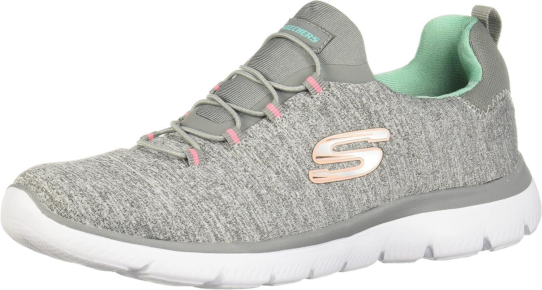 Skechers womens Boston Mall Fees free!! Sneaker