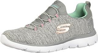 Skechers Womens Summits-Quick Getaway Shoes, Color: Green Size: 39 EU