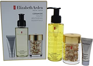Elizabeth Arden Ceramide Youth Restoring Essentials Set by Elizabeth Arden for Women - 3 Pc Set, 3 count