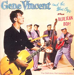 Gene Vincent And The Blue Caps + Blue Jean Bop! + 8(import)