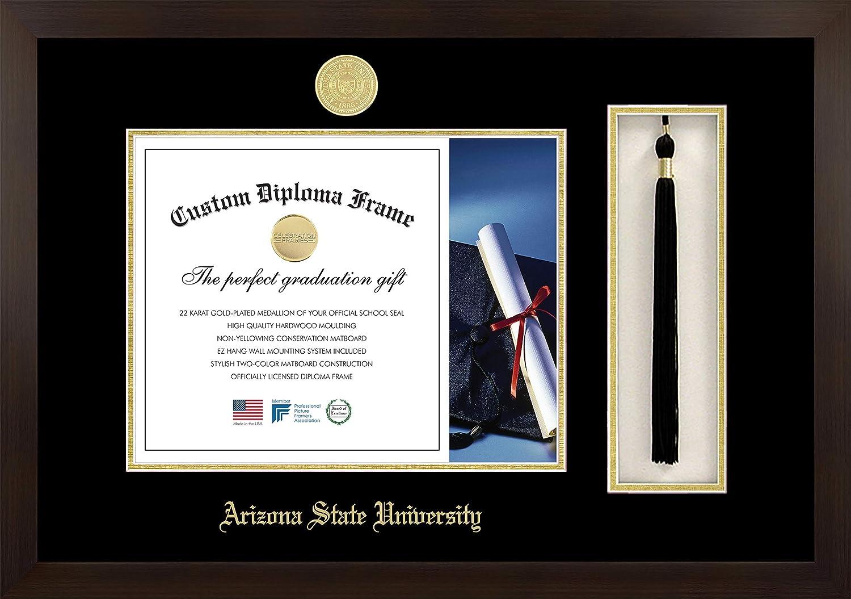 Celebration OFFicial shop Frames Infinity Mahogany Frame Max 83% OFF Diploma