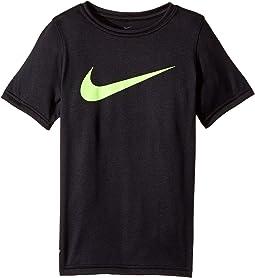 Nike Kids - Dry Short Sleeve Training T-Shirt (Little Kids/Big Kids)