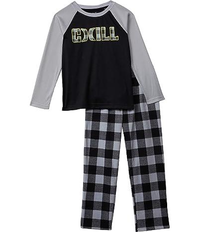 Hurley Kids Pajama Top and Pants Two-Piece Set (Little Kids/Big Kids)