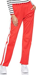 Calvin Klein Women's J20J207965-Tomato Calvin Klein Fashion Joggers For Women - Tomato