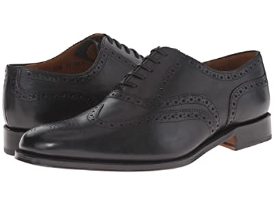 Grenson Dylan (Black Calf) Men
