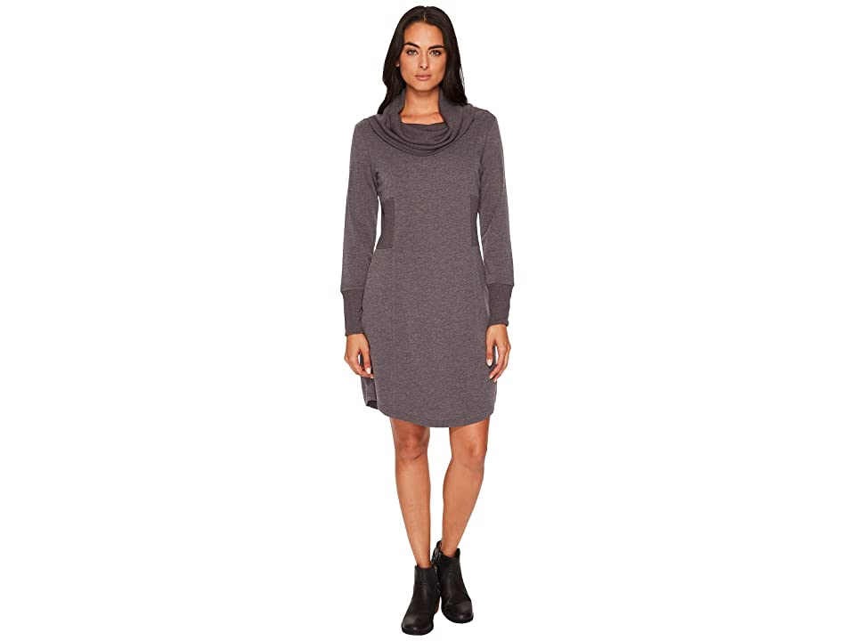 Royal Robbins Channel Island Dress (Charcoal) Women
