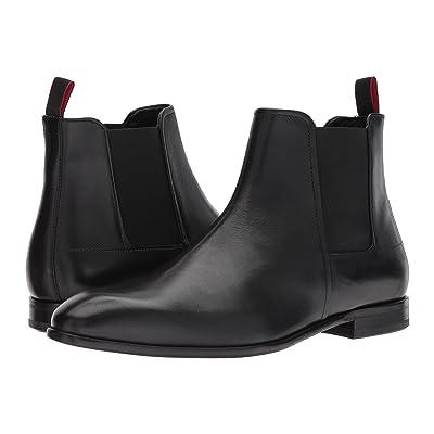 BOSS Hugo Boss Dress Appeal Chelsea Boot by HUGO (Black) Men