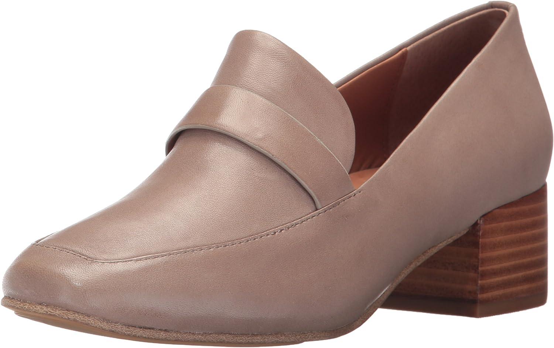 Gentlé Souls kvinnor Eliott herrvär Inspirerad Inspirerad Inspirerad Dress Loafer med Block Heel Loafer  grossist-