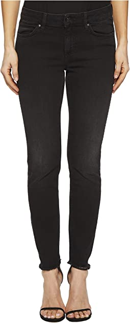 J492 Skinny Coated Jeggings
